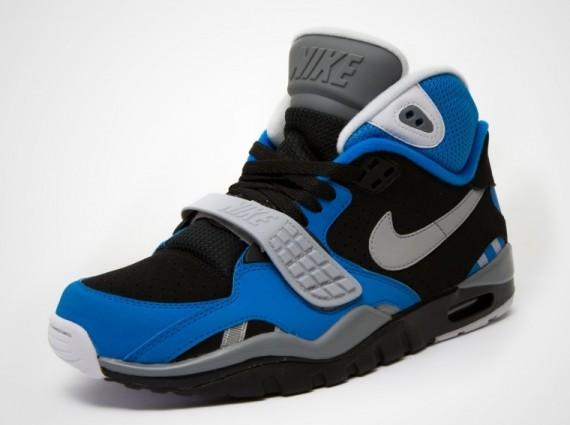 Nike Air Trainer SC 2 High Black Blue Grey Le Site de la