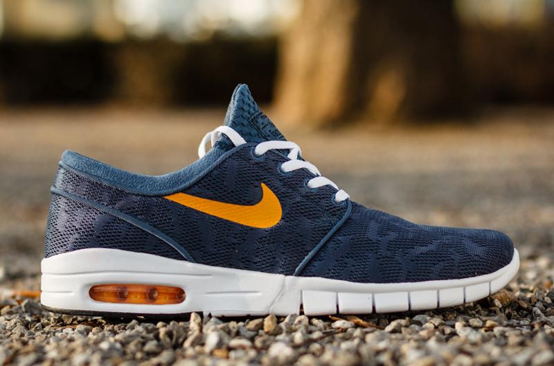 Nike Sb Janoski Max Bleu Et Orange LP4bFnD2yY