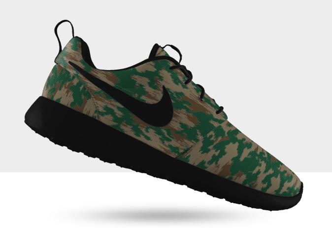 f7820412891 Personnalisez dès maintenant votre NIKEiD Roshe Run sur le Nikestore au  prix de 130€. Disponible pour homme et femme
