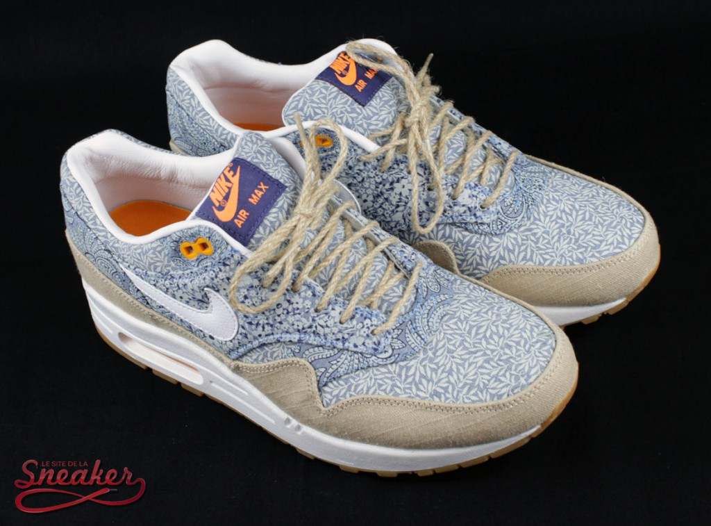 nike air max 1 liberty 2014 le site de la sneaker. Black Bedroom Furniture Sets. Home Design Ideas