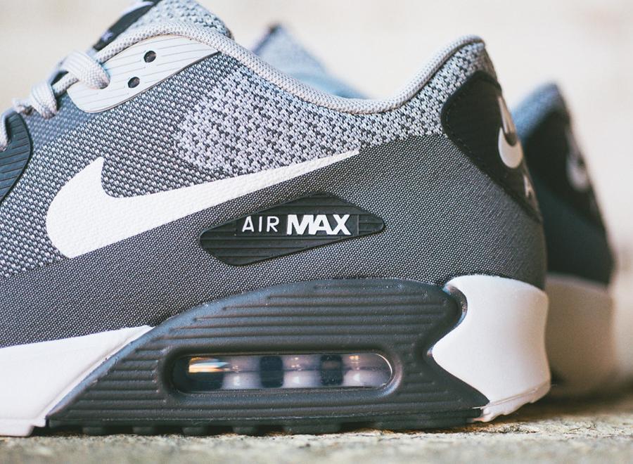 Nike Le Air Max 90 Jacquard Wolf Gris Le Nike Site De La Chaussures e23a6a