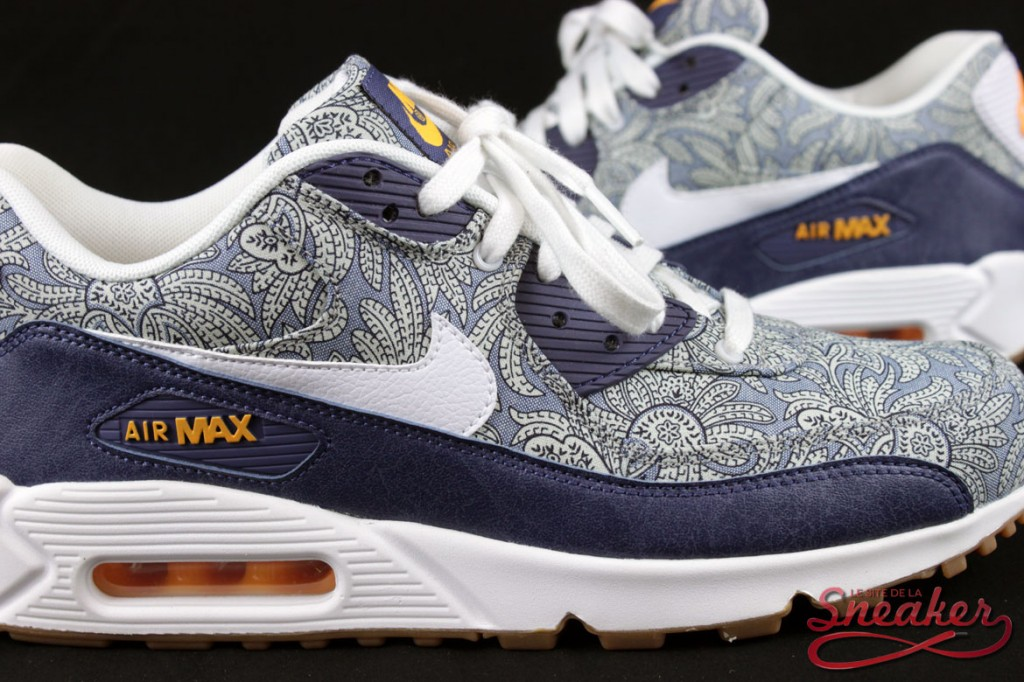 la meilleure attitude 801c7 6be16 Nike Air Max 90 Liberty 2014