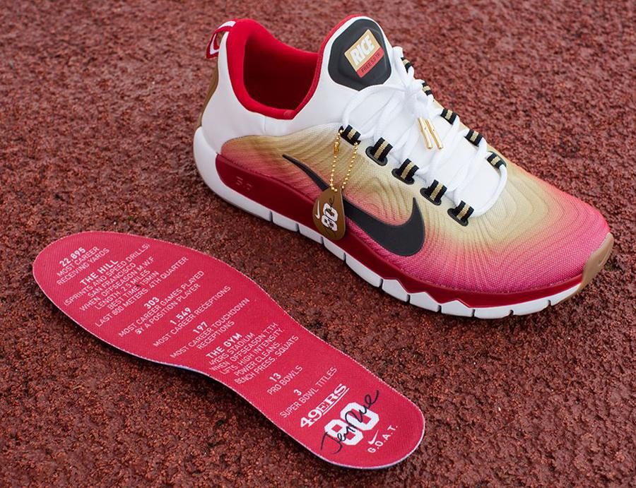 Nike Free Trainer 5.0 NRG Jerry Rice Le Site de la Sneaker