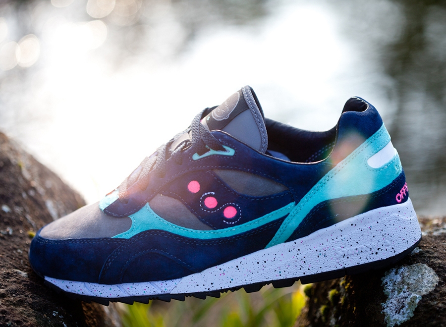 saucony shadow homme