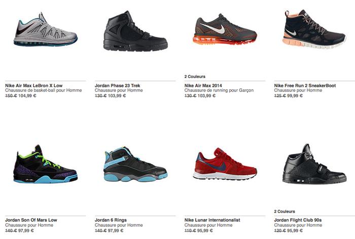 Code Promo Nikestore10% supplémentaire sur les promotions Le