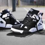 Collection La Blacktop Reebok Classic Le De Sneaker Site A4jL3R5