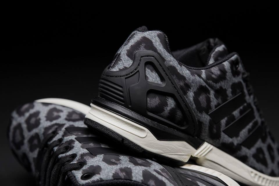 Adidas Femme Basket Flux Leopard Zx gqwwxaR