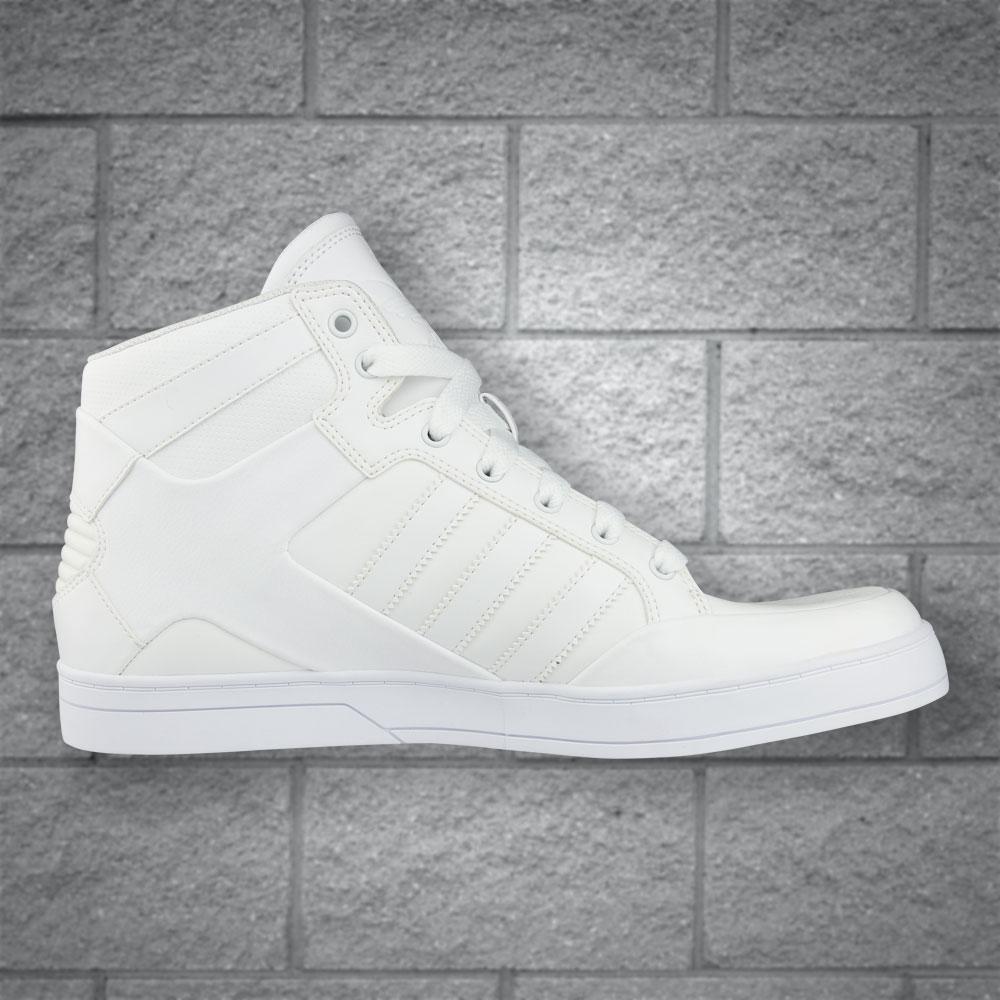 adidas blanche foot locker