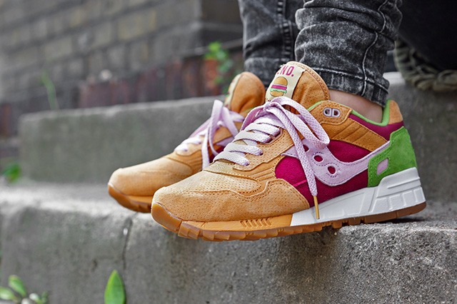 Extra Butter x Saucony Shadow Master