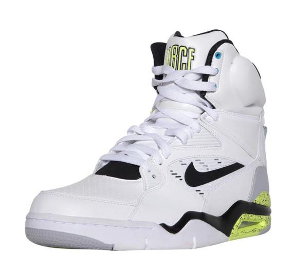 separation shoes 5c731 a0dd3 Nike Air Command Force OG Hot Lime - Preview. Cette année ...