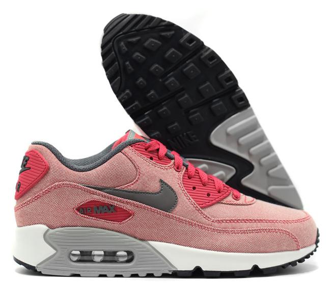 NikeLab Air Max 90 Pinnacle Rose Pink Sneaker Bar Detroit