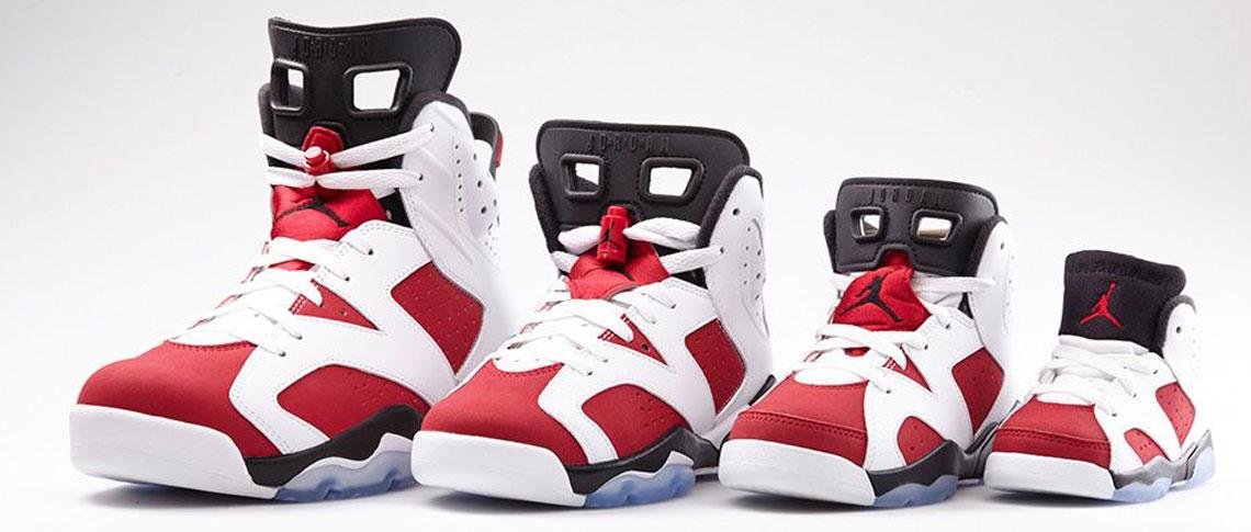 photos officielles 920a7 790d4 Où acheter les Air Jordan 6 Carmine ? - Le Site de la Sneaker