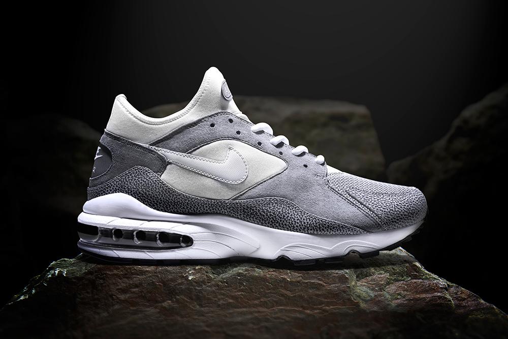 size? x Nike Air Max 93 Metals Pack