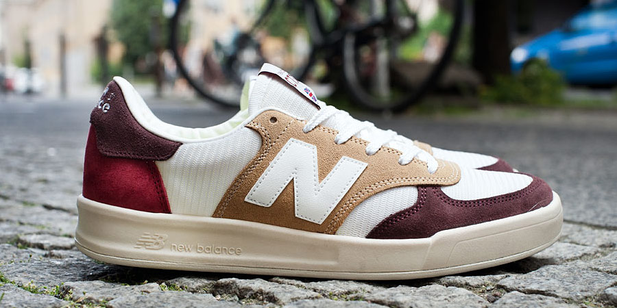 new balance 300 daim rouge