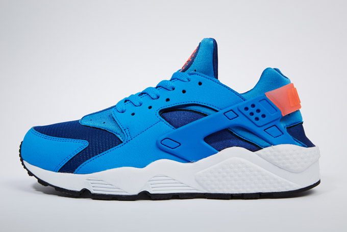 Nike Air Huarache Gym Blue,Photo Blue,Mango , Preview , Le