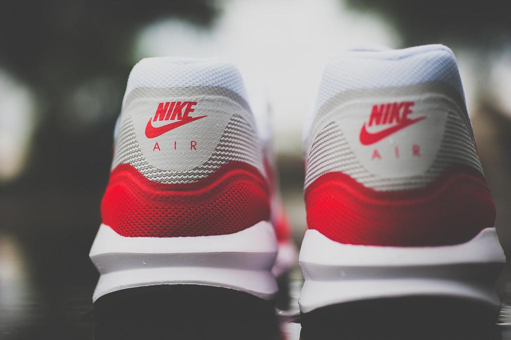 Nike Air Max 1 Lunar OG Red - Le Site de la Sneaker 15a91f07f0fd