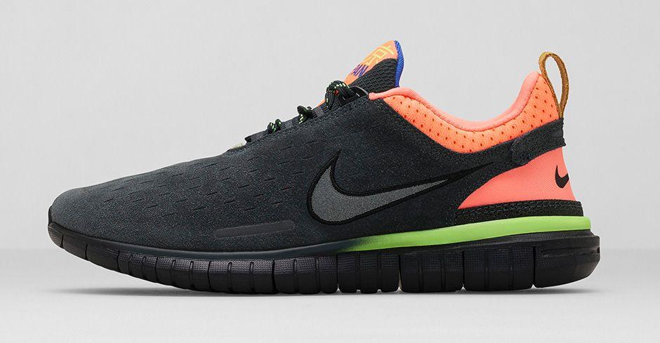 Nike FREE OG 14 Noir spE9m8AF
