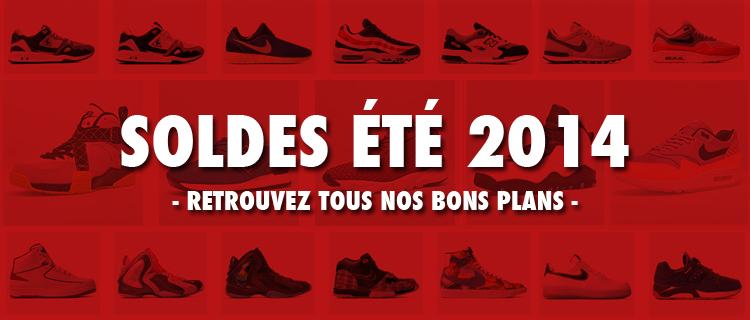 Sneakers: tous les bons plans de ces soldes d'été Le Site
