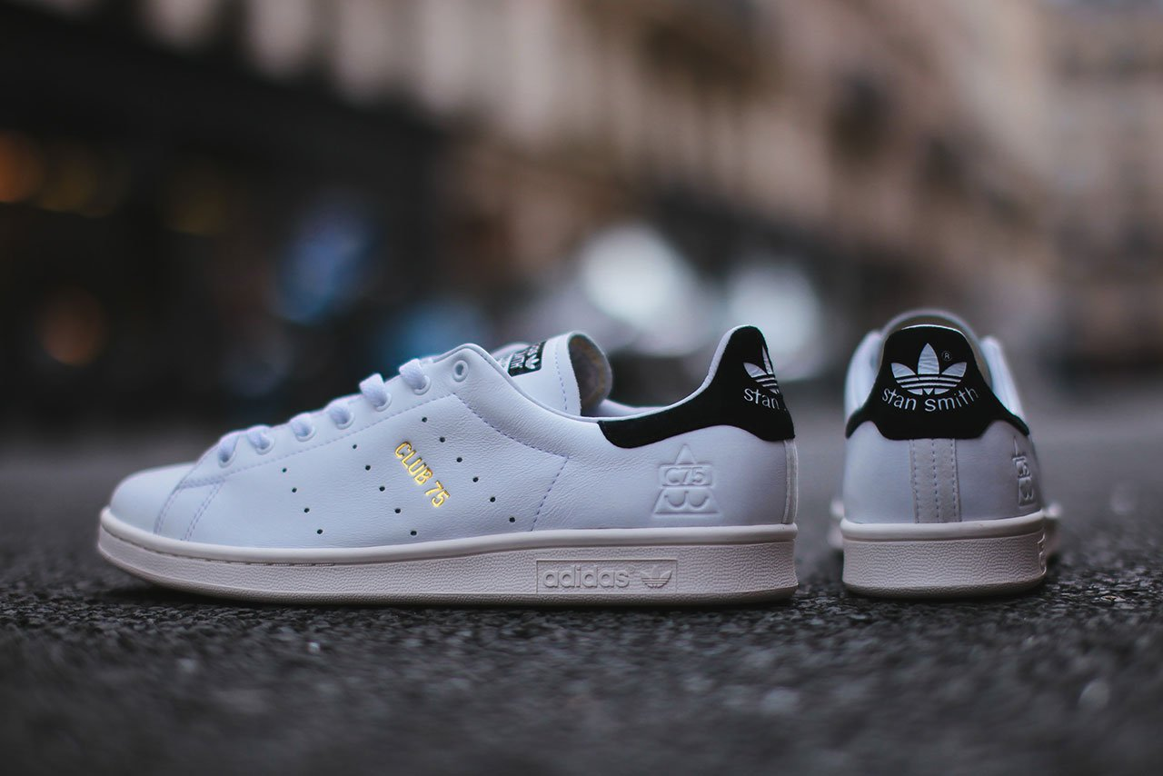 meet 5b182 dd5ec Club 75 x adidas Originals Stan Smith