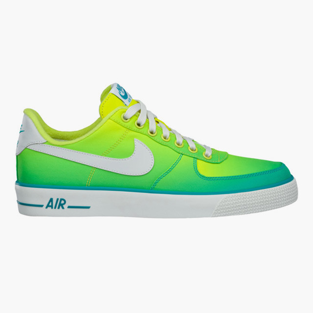 ... Green nike-air-force-1-ac-br-gradient-turbo- ...