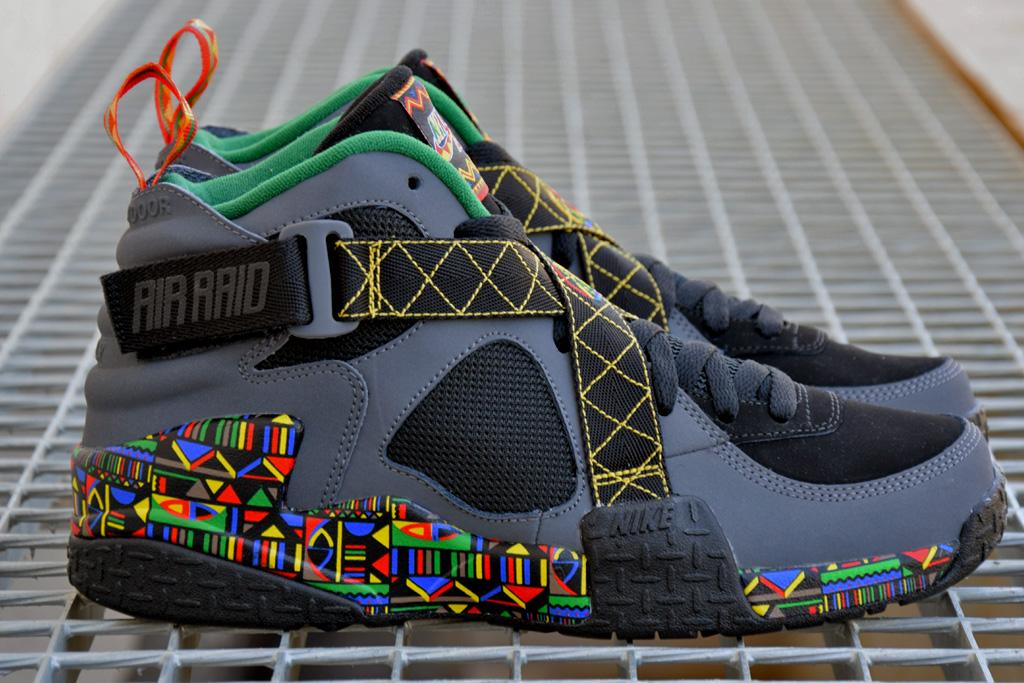 daa7d24187e Nike Air Raid Urban Jungle Gym - Le Site de la Sneaker