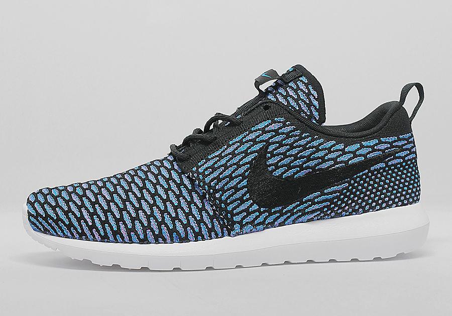 Nike Roshe Run Flyknit Neo Turquoise