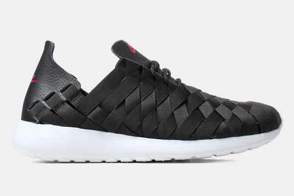 Nike Roshe Run Woven Black