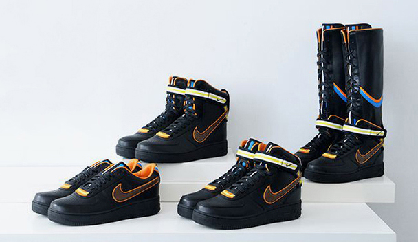best service 1f75f f5c03 Nike Air Force 1 RT Black Collection - Infos sortie Europe - Le Site ...