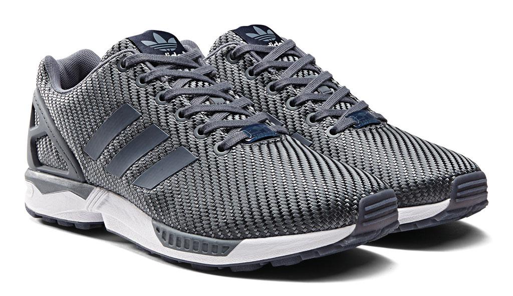 Adidas Menns Zx Flux Svart / Hvit YdSAt