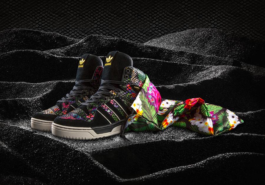 Release Date: Big Sean x adidas Originals Metro Attitude