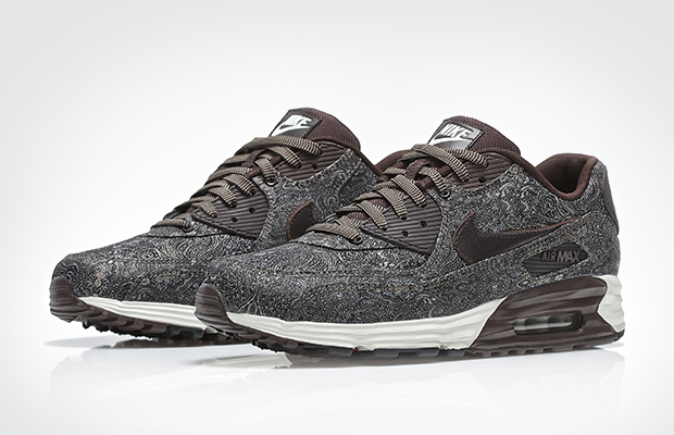 nike air max lunar 90 marron