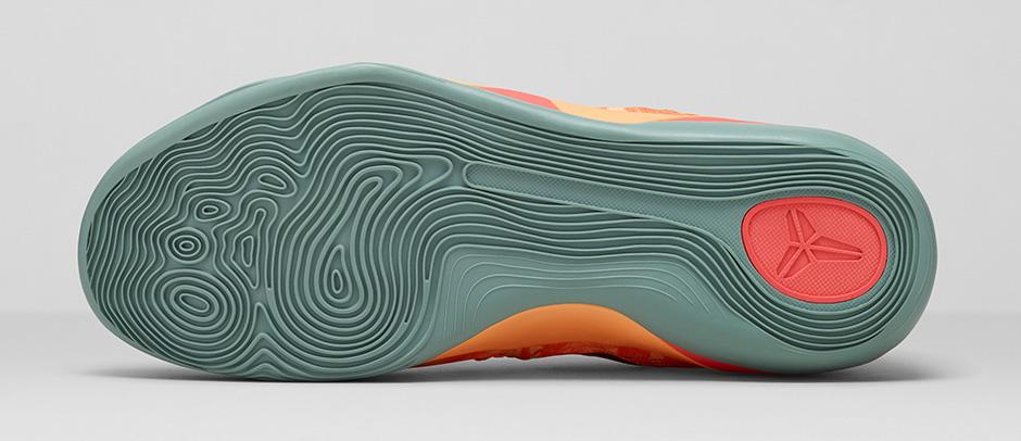 8f0c2186026f Nike Kobe 9 EM Bright Mango - Le Site de la Sneaker