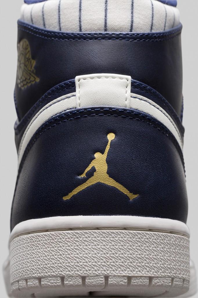 sports shoes bf9ab 980a3 Air Jordan 1 Retro Jeter
