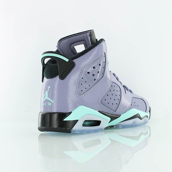 3389fb3301b5 release date air jordan 6 gs iron purple bleached turquoise