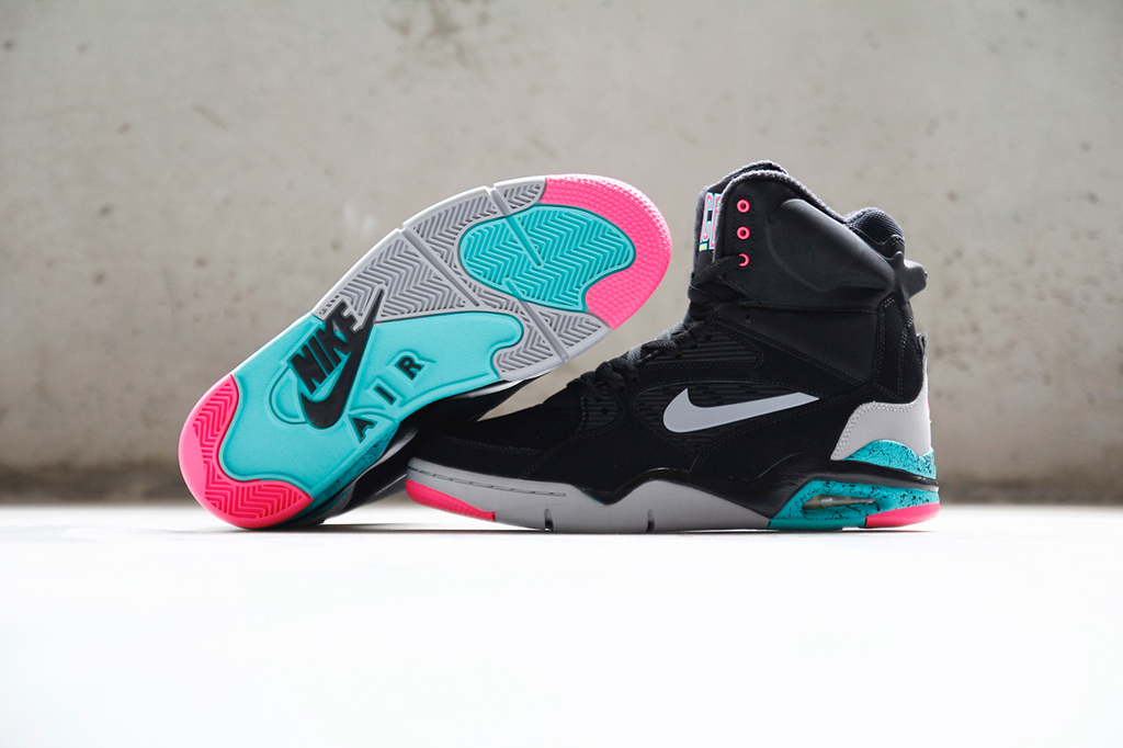 Nike Air Command Force 'Spurs' | Sole Collector