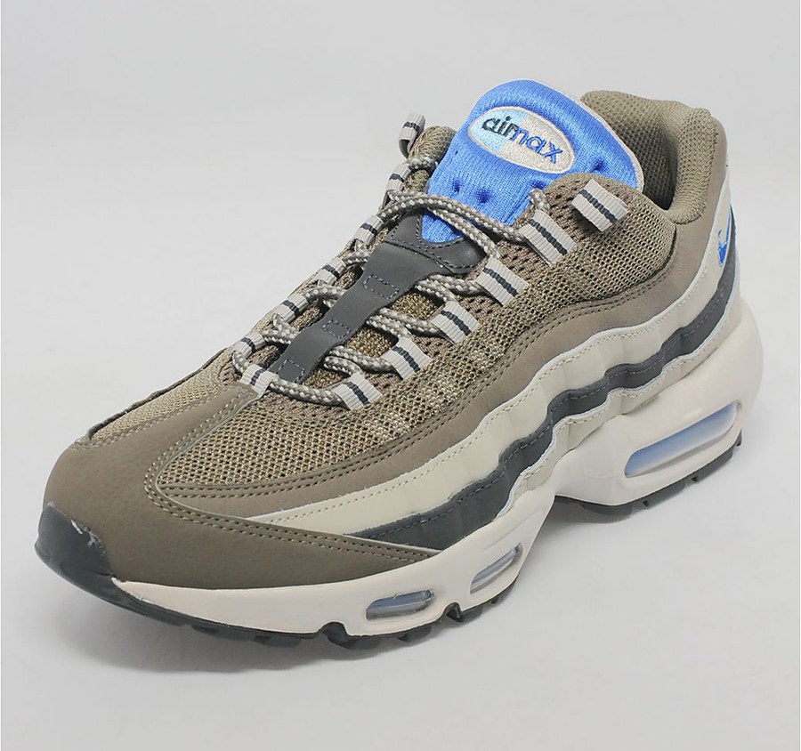 nike air max 95 dark dune le site de la sneaker. Black Bedroom Furniture Sets. Home Design Ideas