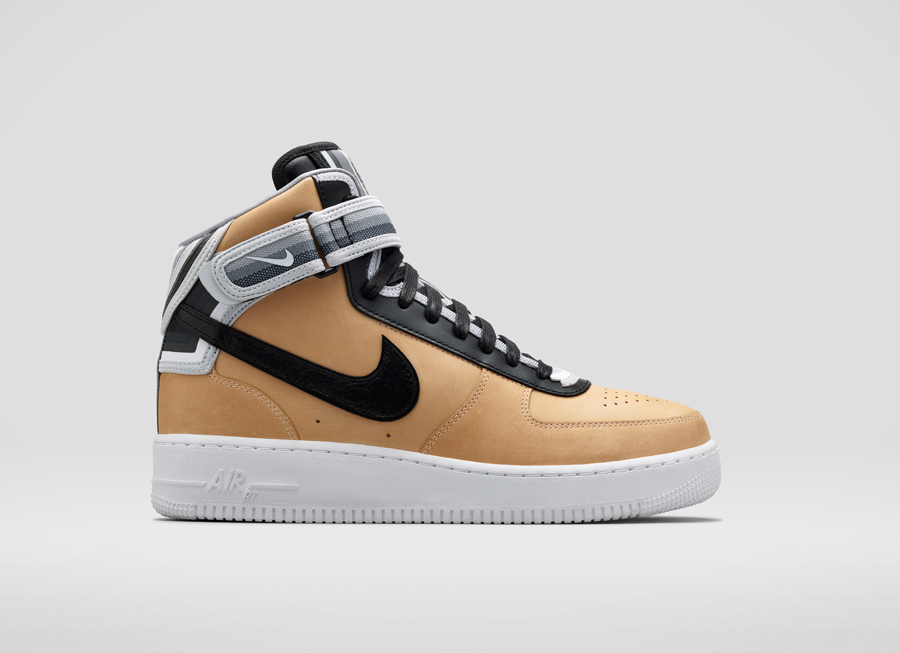 d42288c71f9cc Riccardo Tisci x Nike + R.T. Air Force 1 Beige Collection - Le Site ...