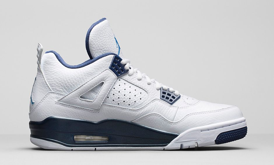 air jordan 4 retro columbia le site de la sneaker. Black Bedroom Furniture Sets. Home Design Ideas