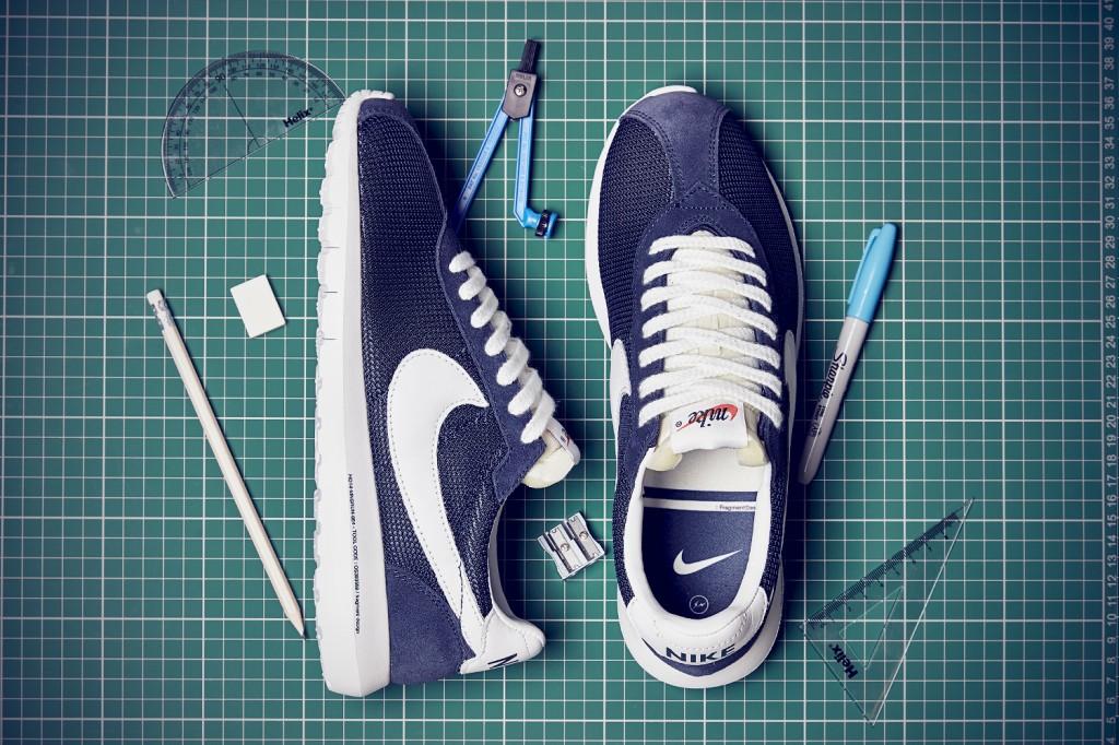 fragment design x Nike Roshe LD 1000 SP