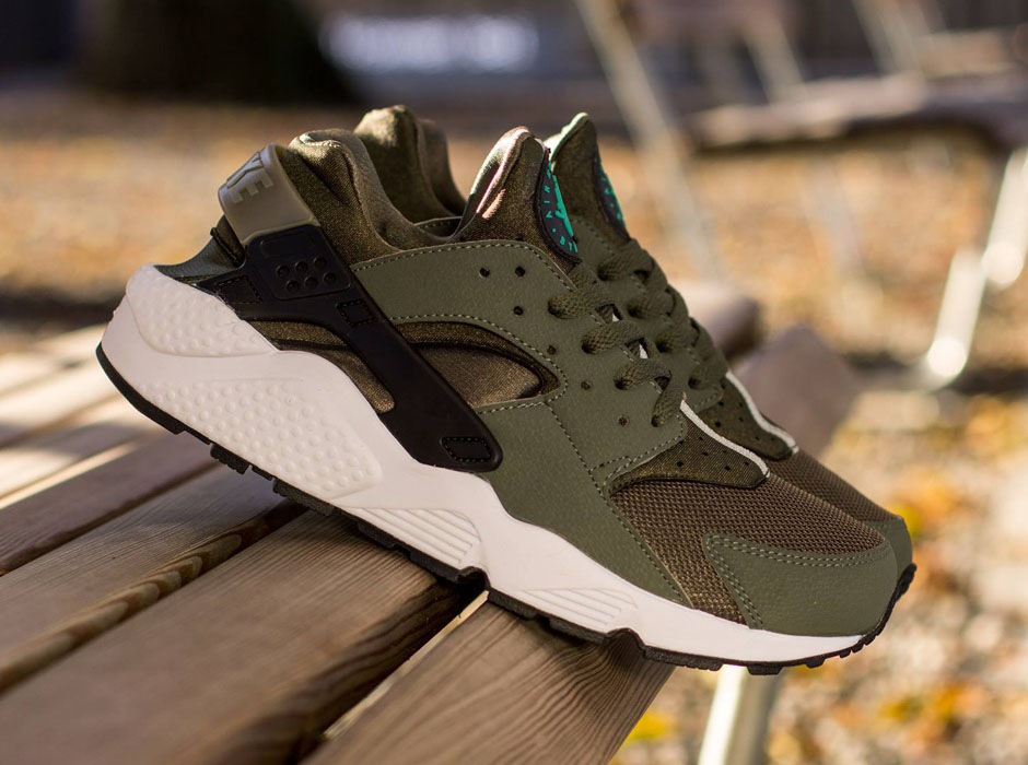 best service e5674 482e3 nike-air-huarache-iron-green-01