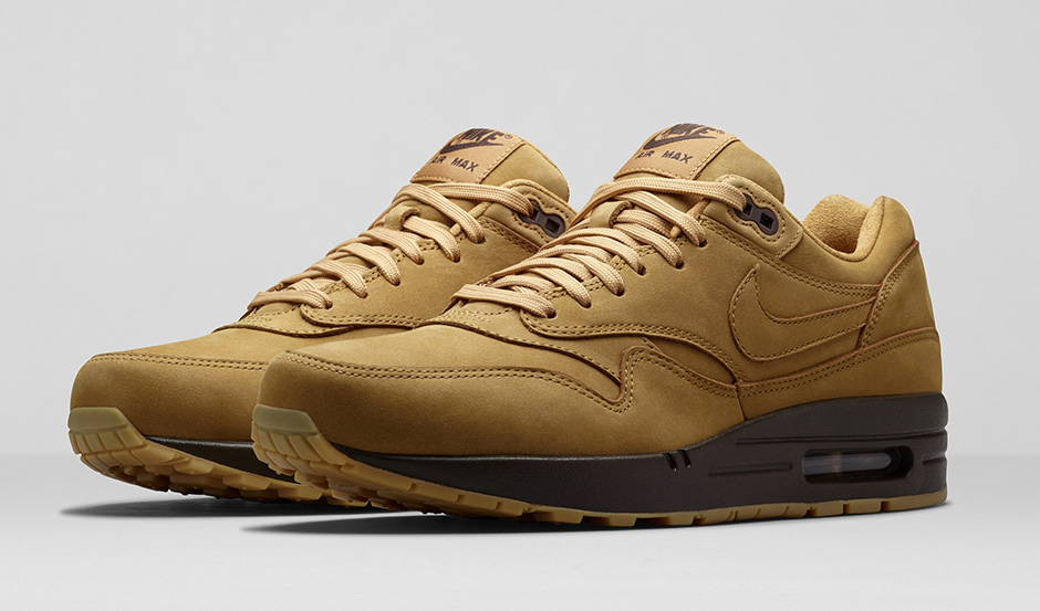chaussures de séparation fd35c 62003 Nike Air Max 1 Wheat