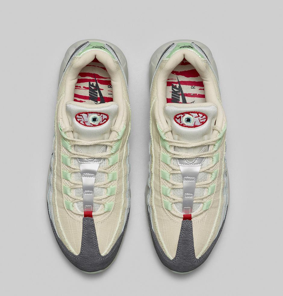 334da7621f64e8 Nike Air Max 95 QS Halloween - Le Site de la Sneaker