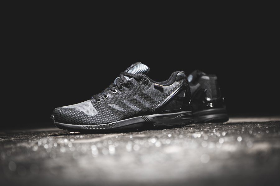Adidas ZX Flux Weave OG Gore Tex | Sneakers, Chaussure