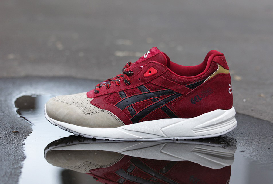 wholesale dealer 74906 c90a5 Asics Gel Saga Christmas Santa