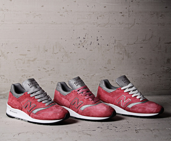new balance 997 rose for sale