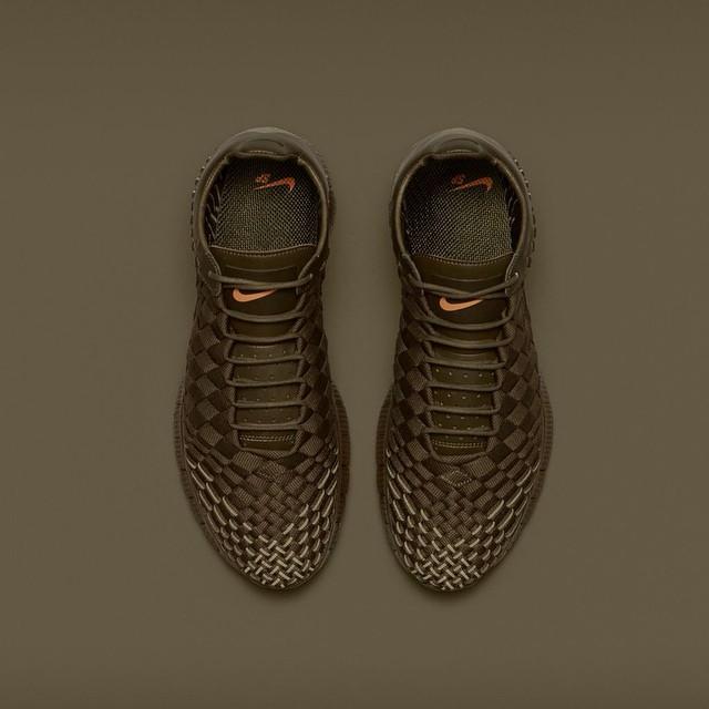 Nike Free Inneva Tech Dark Green