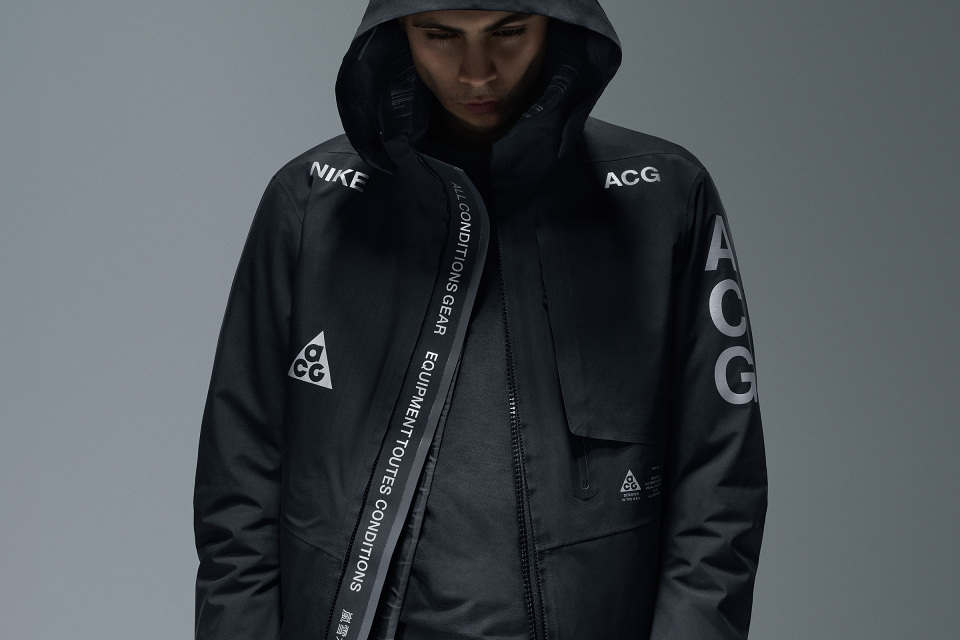 NikeLab ACG Collection Hiver 2014