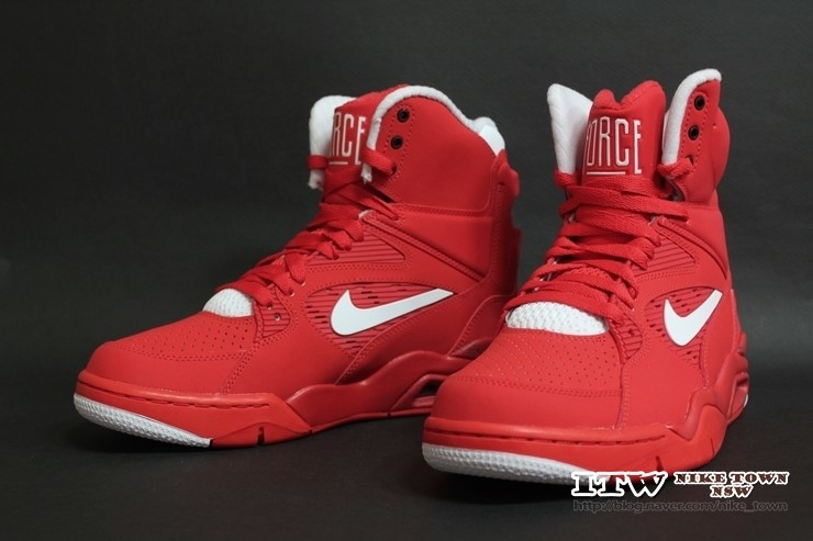 Red Air Command Nike Force University ulJc3FK5T1