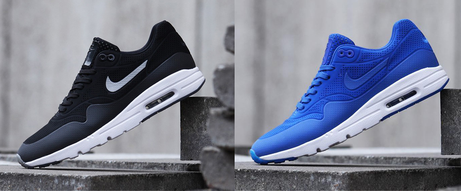 Nike WMNS Air Max 1 Ultra Moire Black & Game Royal