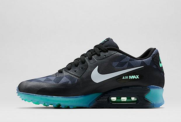 Nike Air Max 90 ICE QS Black Cool Grey